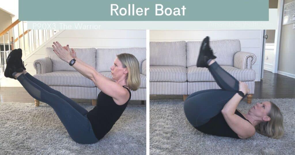 Roller Boat 1 - Amanda Seghetti
