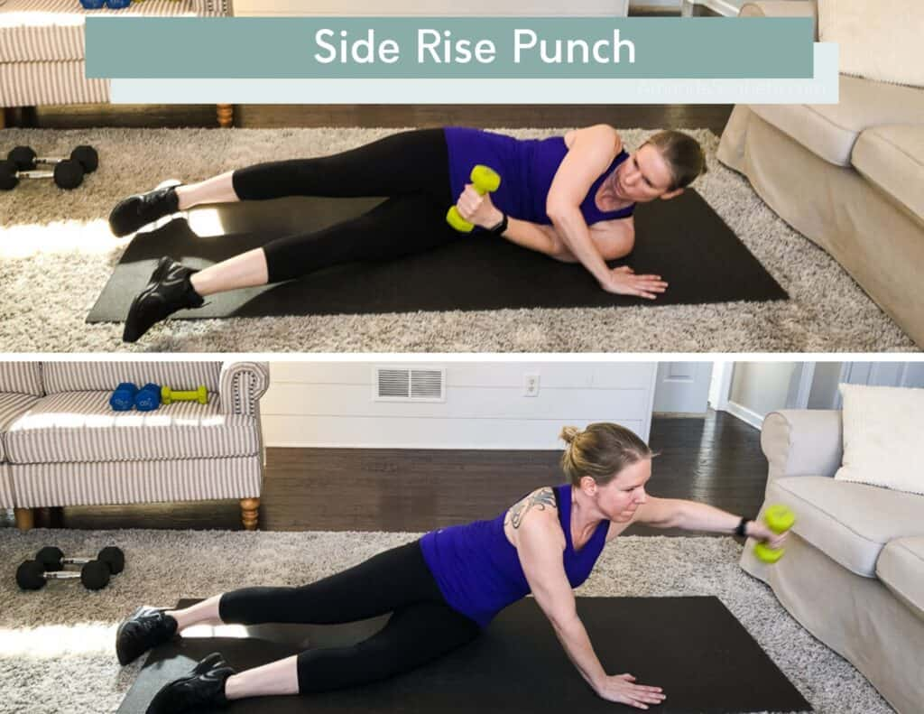 Side Rise Punch