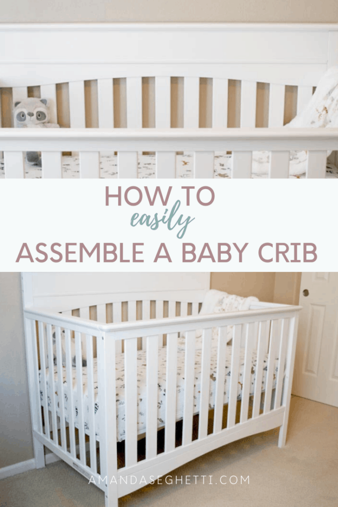 How to Easily Assemble a Baby Crib