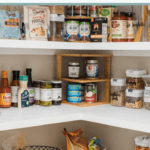 Healthy Pantry Organization pin - Amanda Seghetti