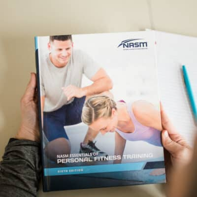 NASM Personal Fitness Training textbook