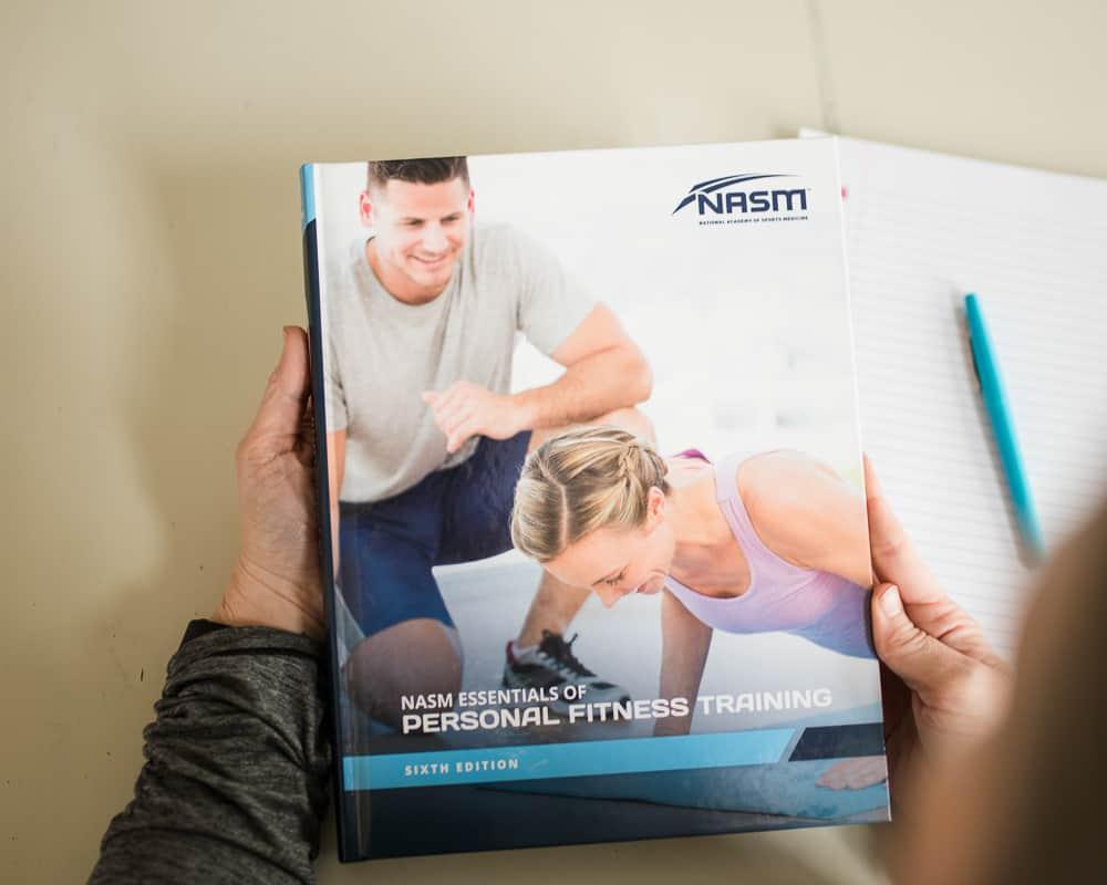 NASM textbook