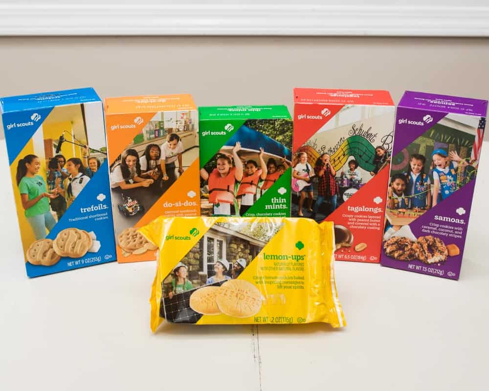 Girl Scout Cookies from Girl Scouts of Greater Atlanta