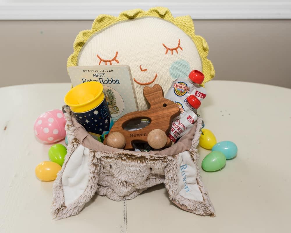 Easter Basket for Baby - Amanda Seghetti