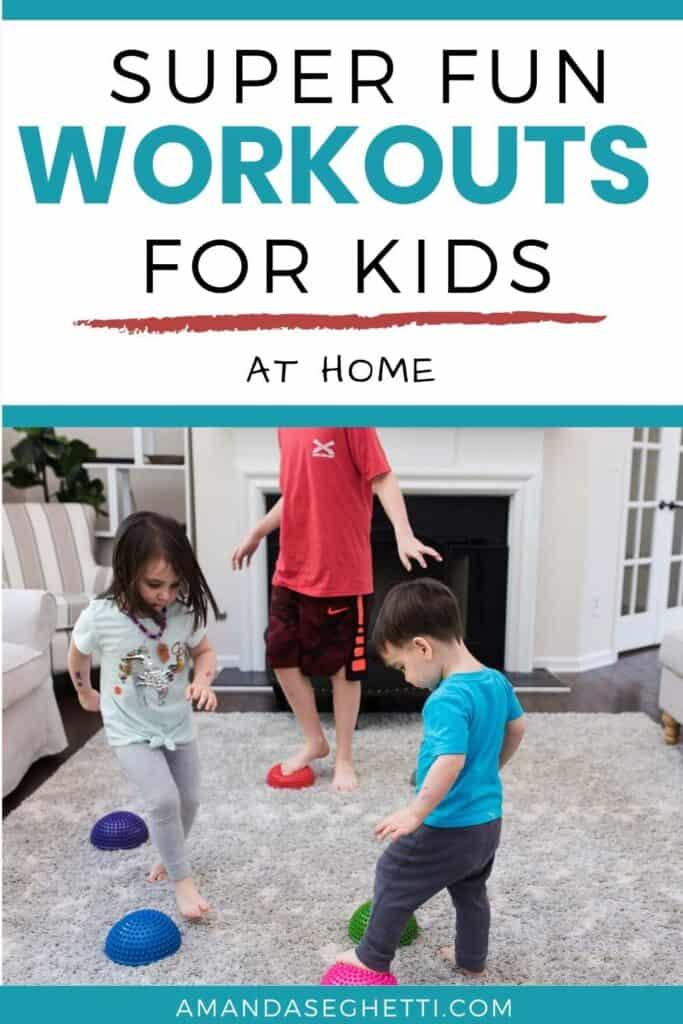 Fun Home Workouts for Kids