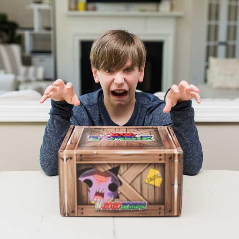 Get Weird with Zo Zo Zombie | Fun Show for Kids