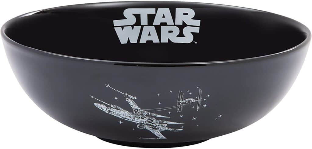X-wing serving bowl