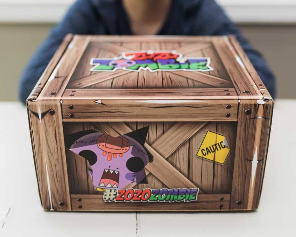Zo Zo Zombie box