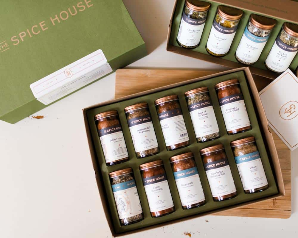 The Spice House Father's Day Gift subscription box