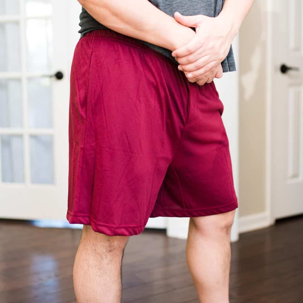 cool jams pajama shorts for fathers day
