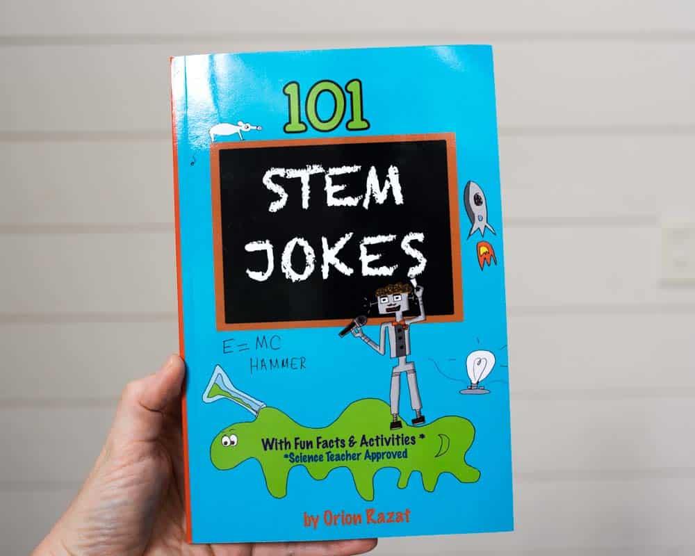 101 stem jokes gifts for tweens