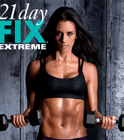 Autumn Calabrese 21 Day Fix Extreme square