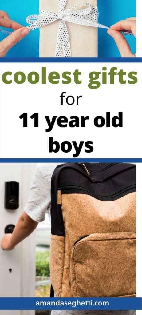 Coolest gifts for 11 year old boys