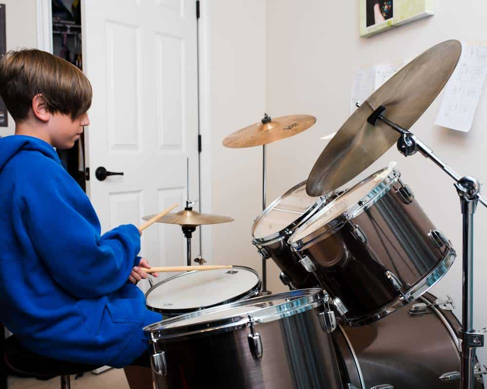 best gifts for 11 year old boys drum set
