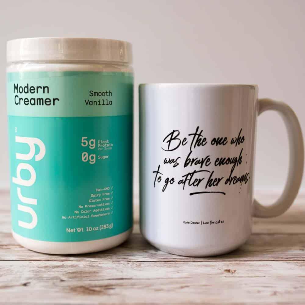 urby coffee creamer
