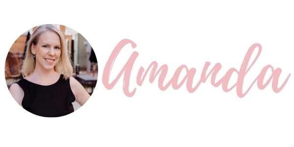 Amanda Seghetti signature - Amanda Seghetti