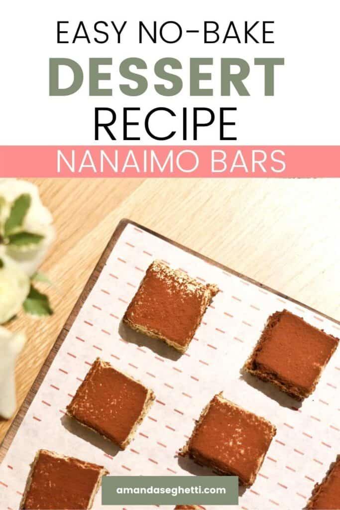 Best nanaimo bars recipe 1 - Amanda Seghetti