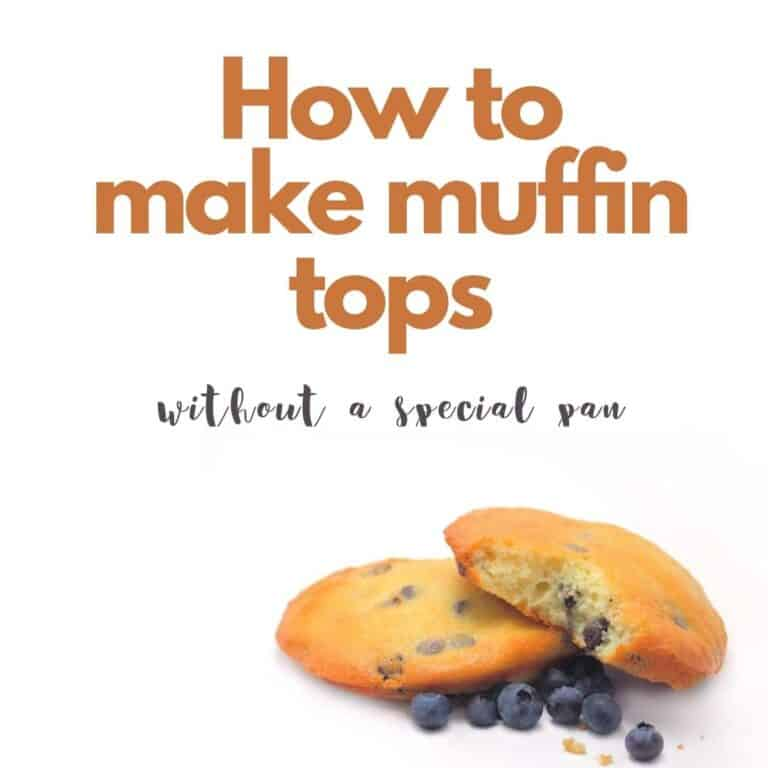 How to Make Scrumptious Muffin Tops Without a Special Pan in 6 Easy Steps!