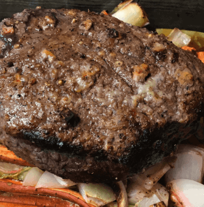 Oven Cooked Roast Beef Perfection | Easy Family Recipes
