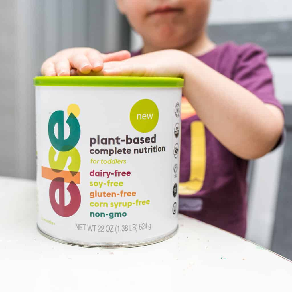 else plant based complete nutrition for toddlers
