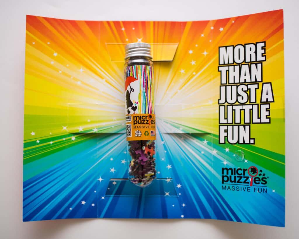 rainbow micro puzzles