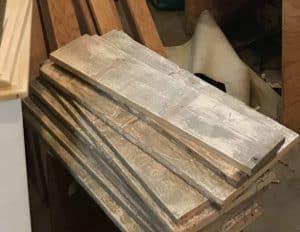 repurposing wood
