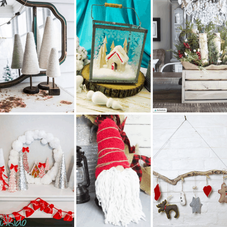 25 Budget-Friendly DIY Christmas Decor Ideas You Can Make Today