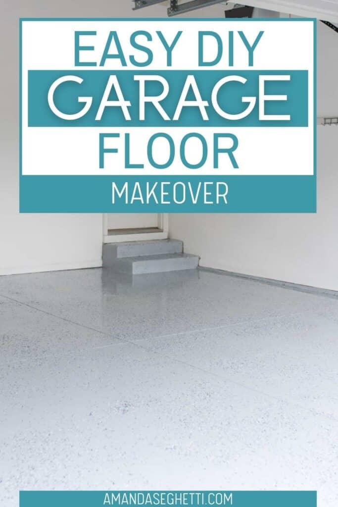 How to Paint Your Garage Floor DIY