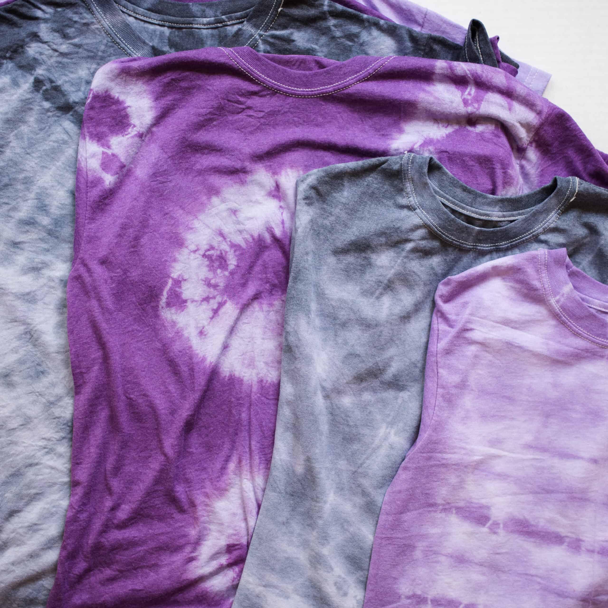 How to Tie Dye shirts square scaled - Amanda Seghetti