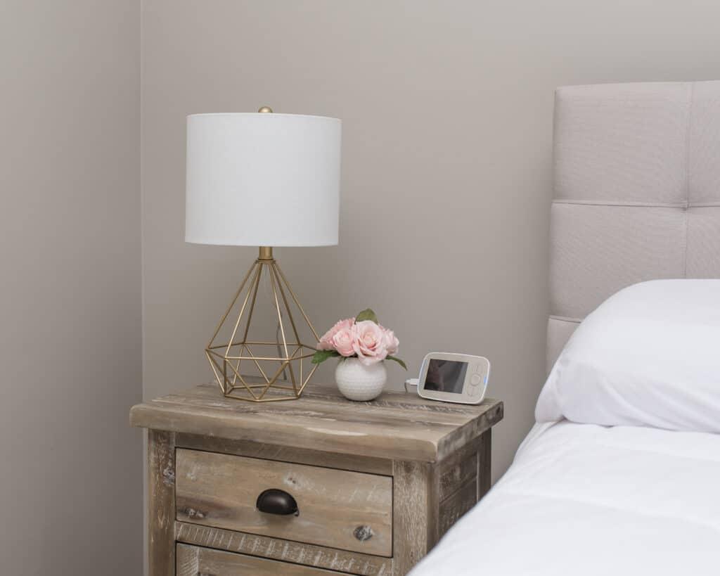 accessories in relaxing master bedroom retreat