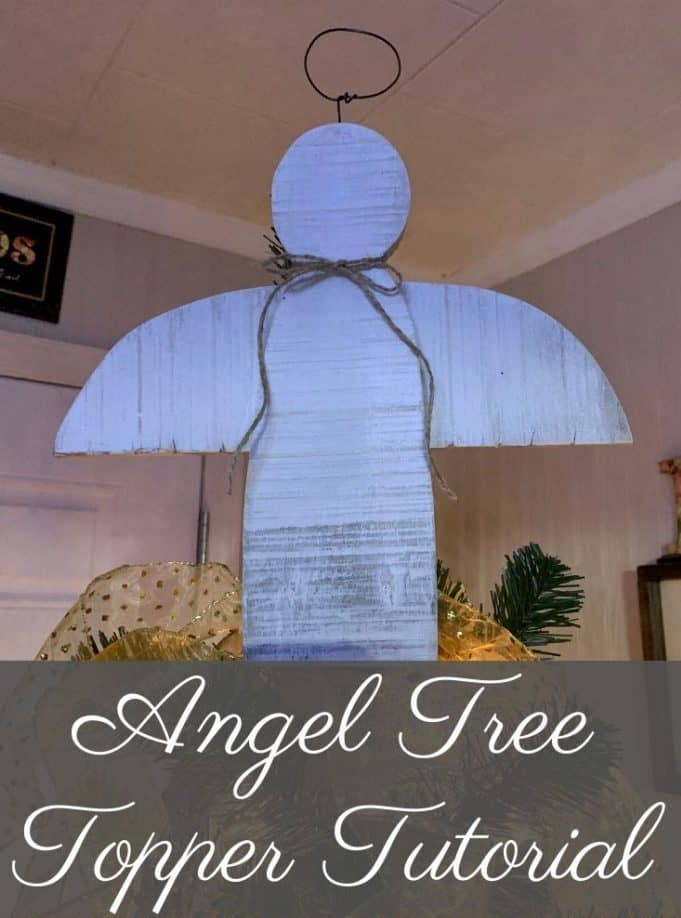 angel tree topper tutorial - Amanda Seghetti