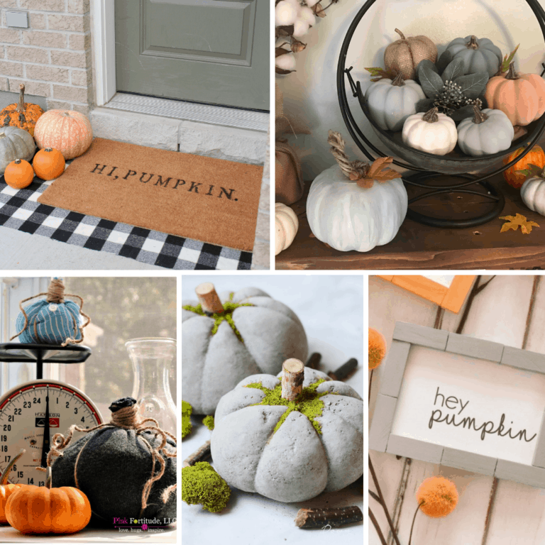 14 Budget-Friendly DIY Fall Decor Ideas