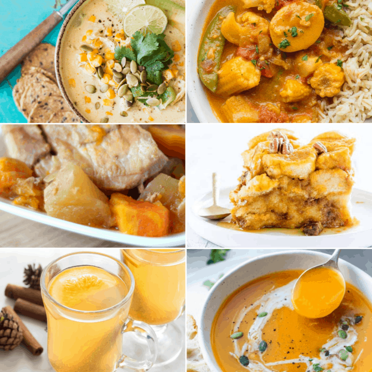 20 Flavorful and Easy Fall Crockpot Recipes