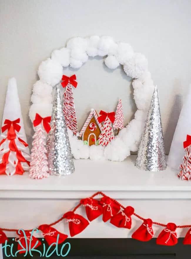 wreath - Amanda Seghetti