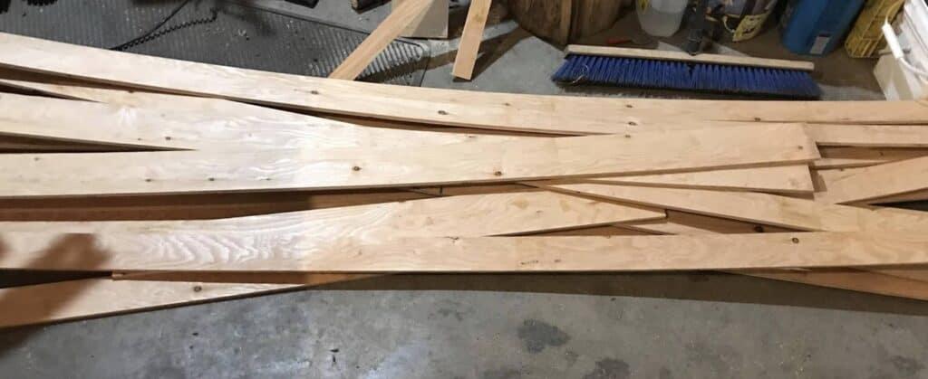 boards for farmhouse trim