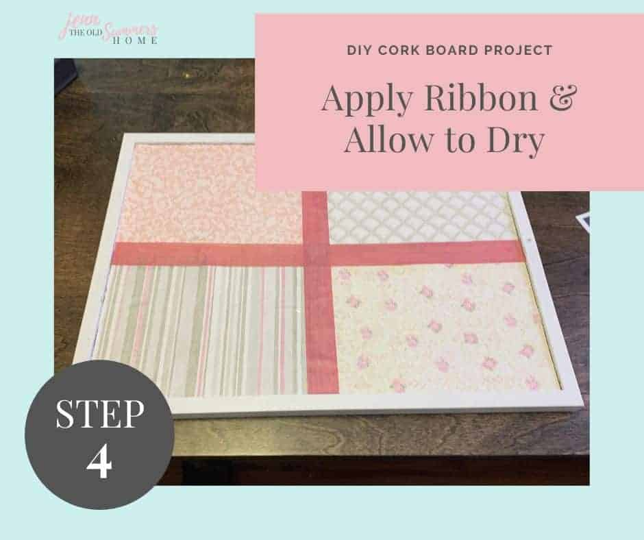 apply ribbon