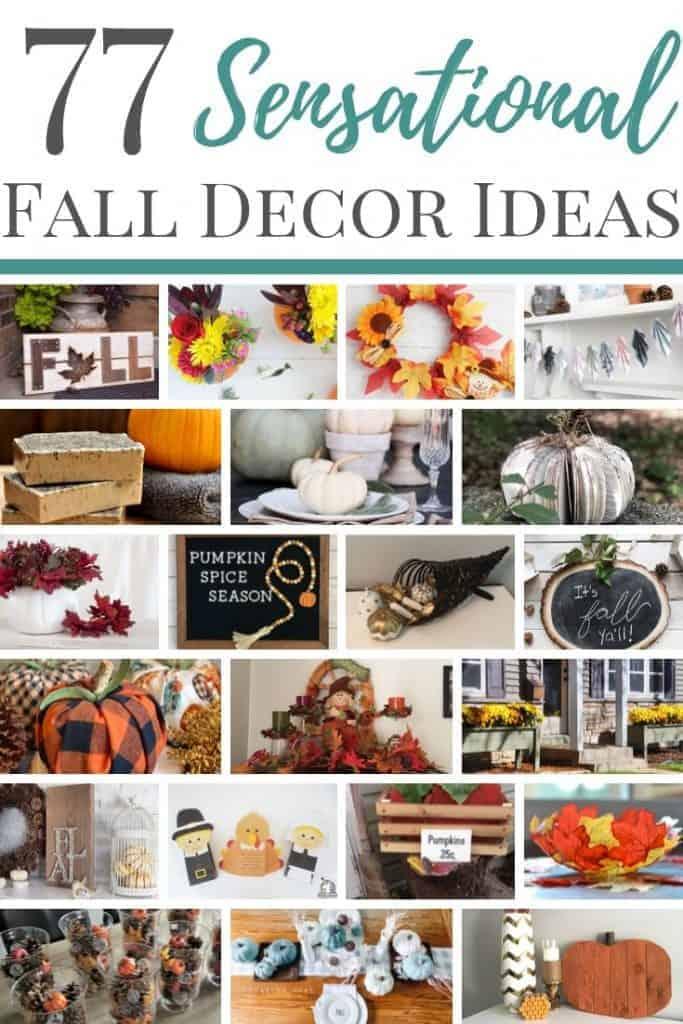 77 sensational fall decor ideas