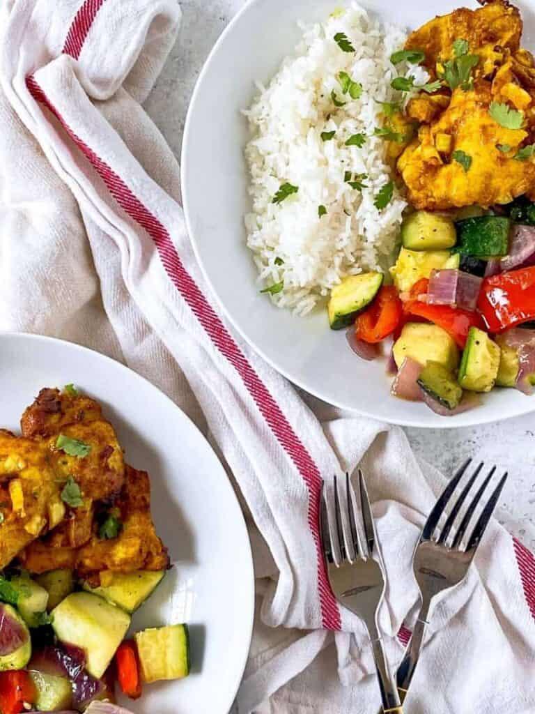 Air Fried Jamaican Style Curry Chicken August 2020 1 780x1040 1 - Amanda Seghetti