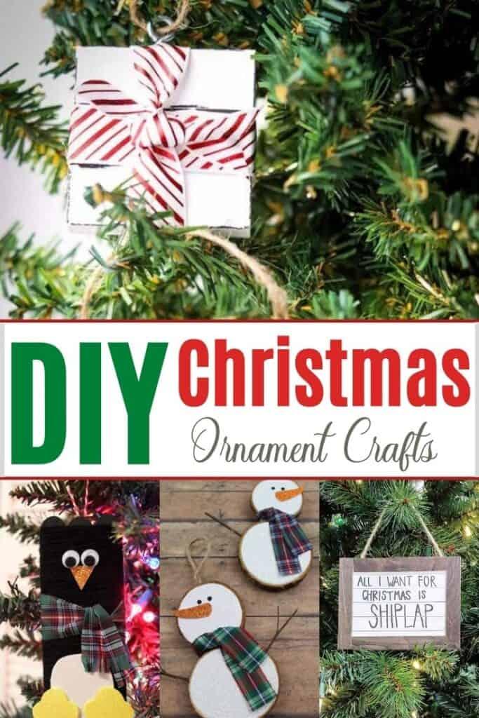 DIY Christmas Ornaments pin