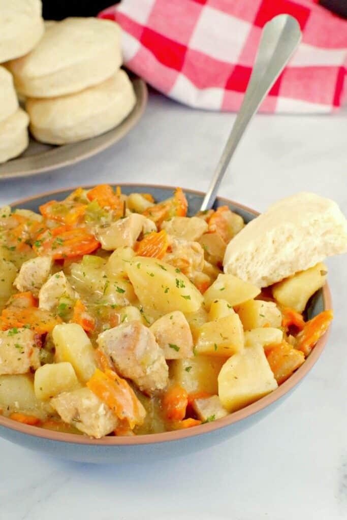 Creamy Chicken Stew Recipe 1365x2048 1 - Amanda Seghetti