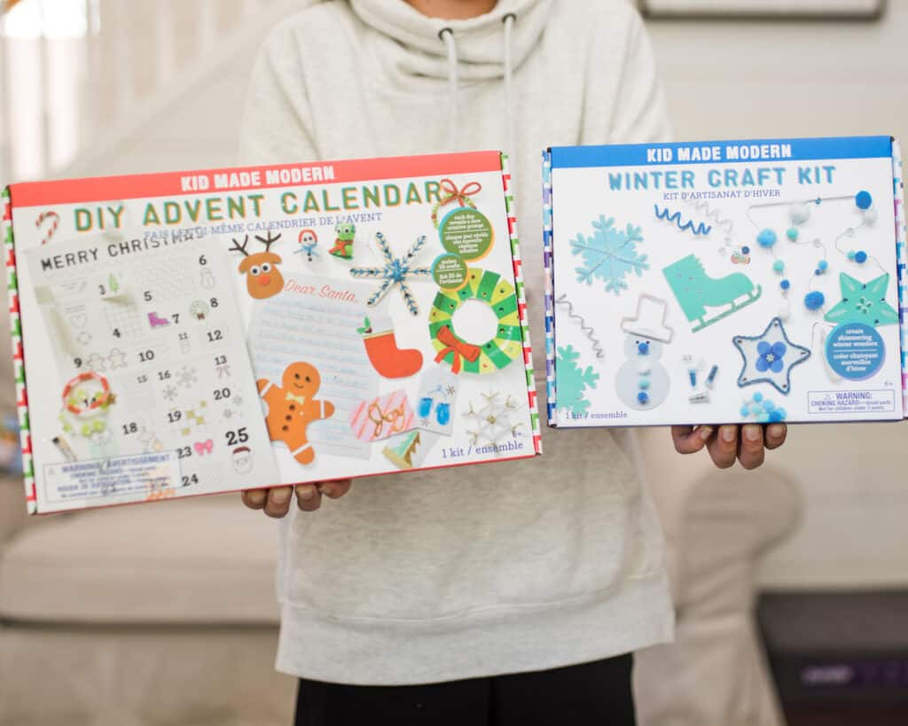 Kid Made Modern craft kits
