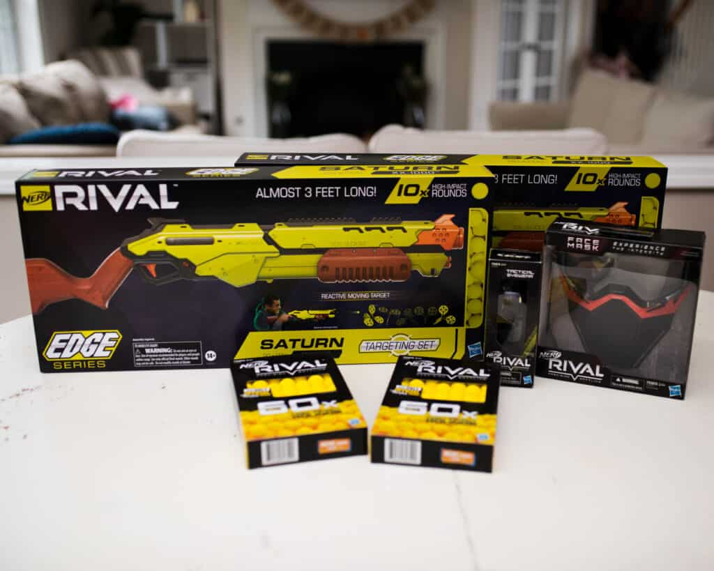 Nerf Rival Saturn