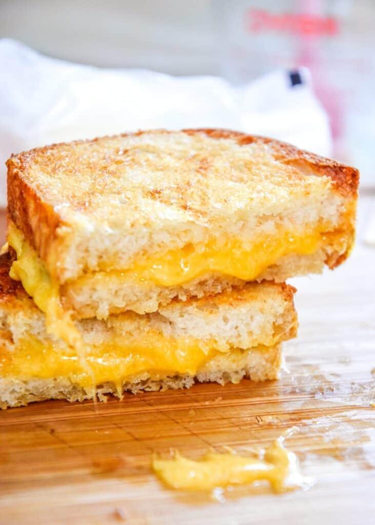 air fryer grilled cheese hero stacked 731x1024@2x - Amanda Seghetti