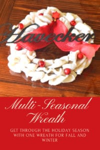 multiseasonal wreath