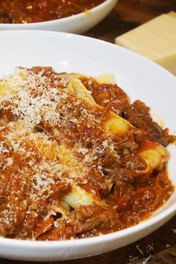beef ragu bolognese 1 - Amanda Seghetti