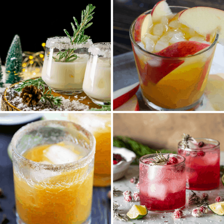 25 Fall and Winter Drinks and Cocktails