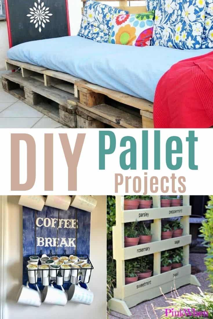 17 Fun DIY Pallet Projects | Cheap and Easy