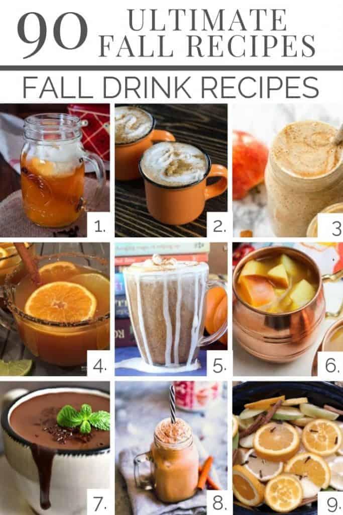 fall drink recipes - Amanda Seghetti