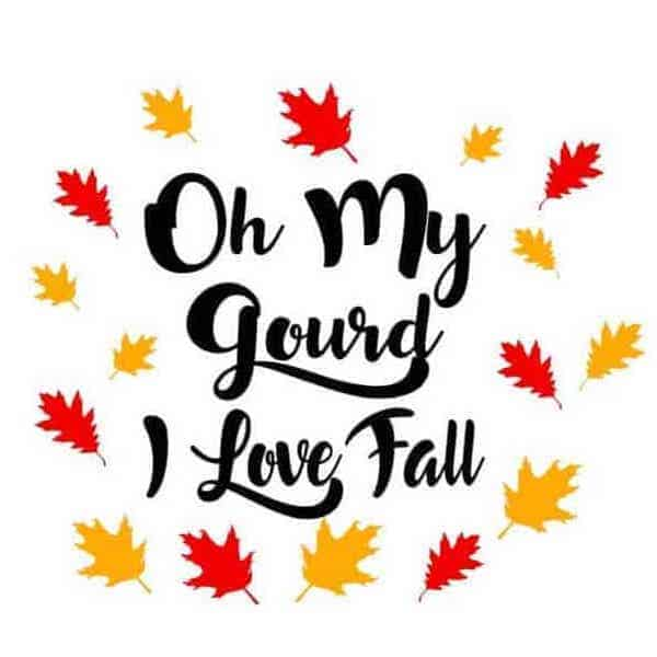 fall quotes and fall SVG