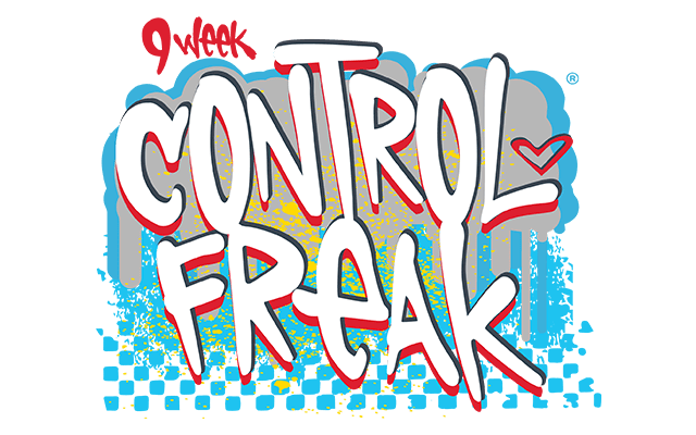9 week control freak logo